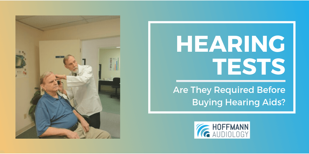Hearing Tests: Are They Required Before Buying Hearing Aids?
