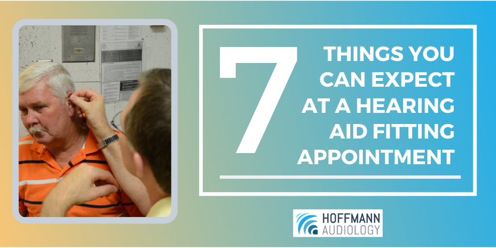 7 Things You Can Expect at a Hearing Aid Fitting Appointment