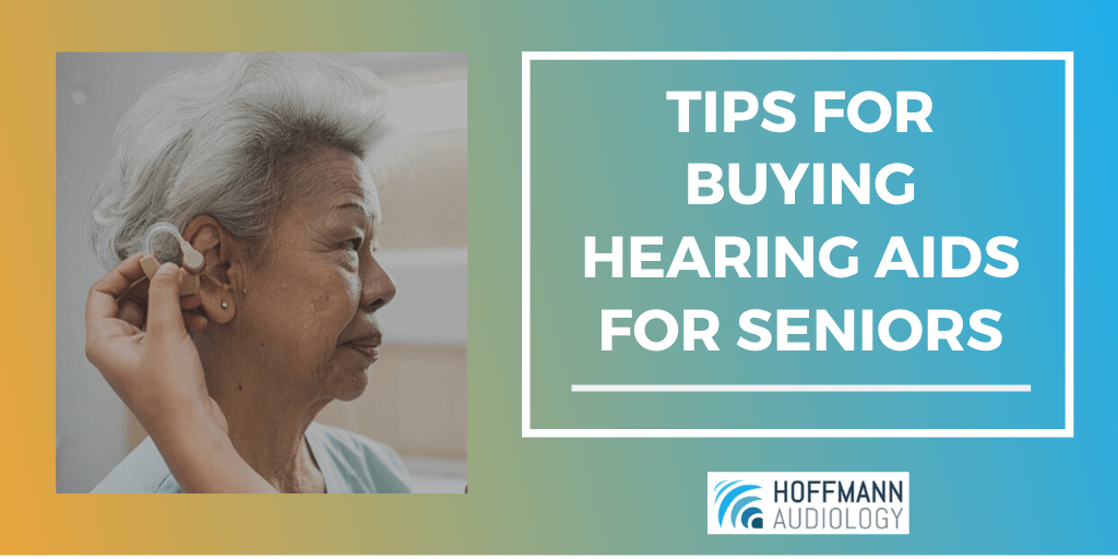 Tips for Buying Hearing Aids for Seniors