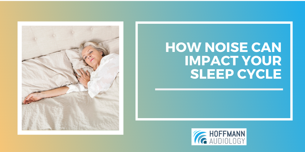 How Noise Can Impact Your Sleep Cycle